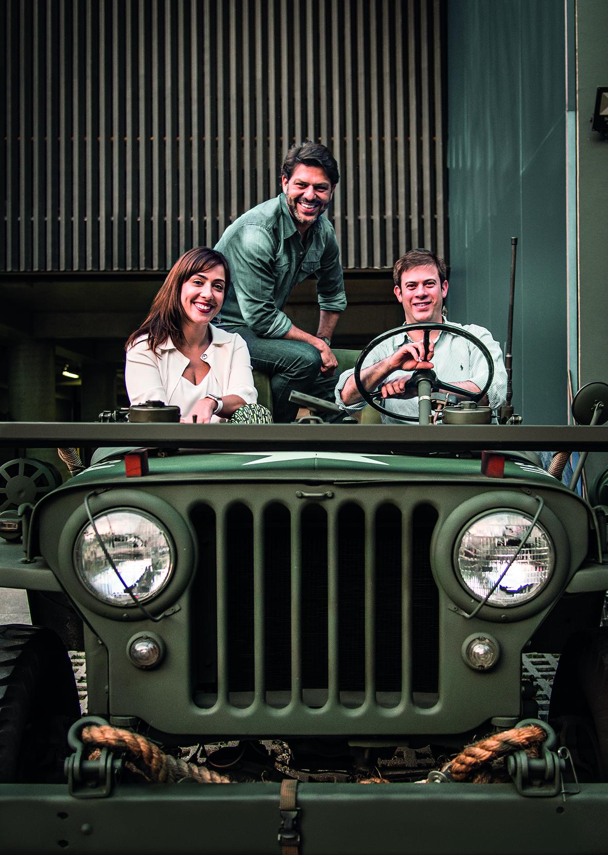 2927b0744 F.biz é a nova agência full-service das marcas Chrysler, Jeep, Dodge ...